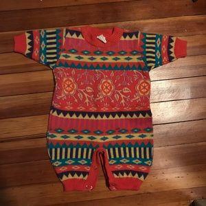 Other - ❤️HOST PICK❤️ PRICE DROP European Sweater Romper